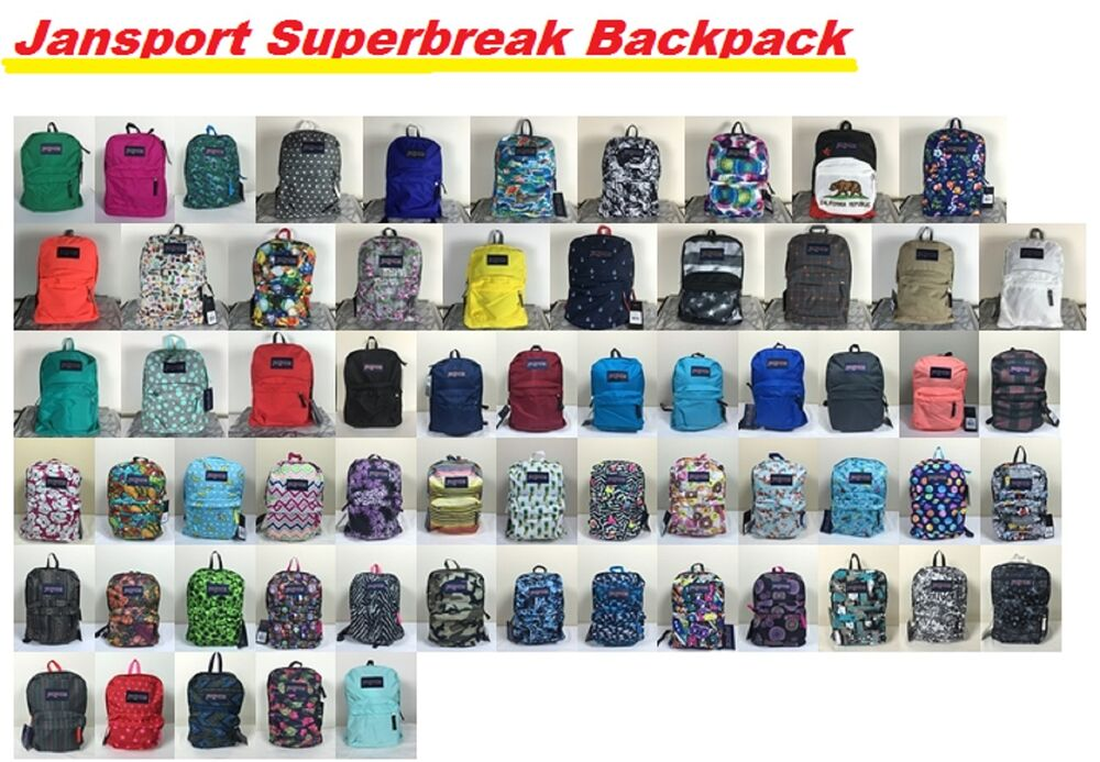 how to know if jansport superbreak is original