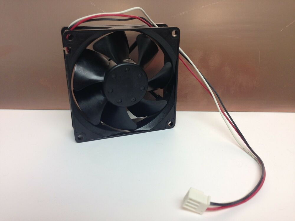 80mm 3 1 8 12v Computer Muffin Fan 12 Volt Dc 12vdc Ebay