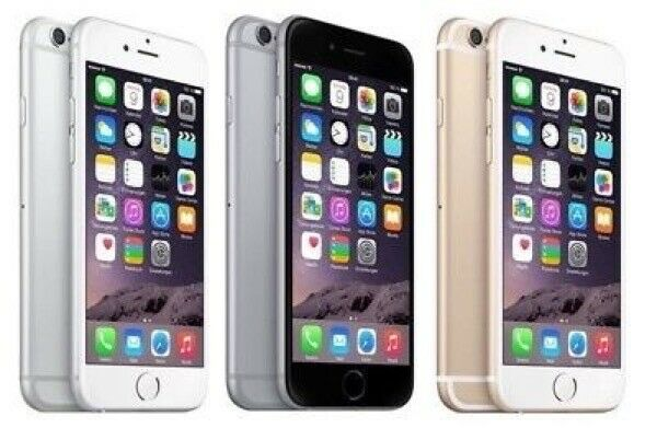 apple iphone 6 16gb 64gb 128gb alle farben top ebay. Black Bedroom Furniture Sets. Home Design Ideas