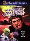 The Abominable Dr. Phibes (DVD, 2001, Midnite Movies)