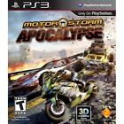 MotorStorm: Pacific Rift (Sony PlayStation 3, 2008)