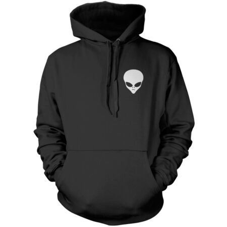 img-Alien Pocket - Nasa Science Geek Area 51 Unisex Hoodie