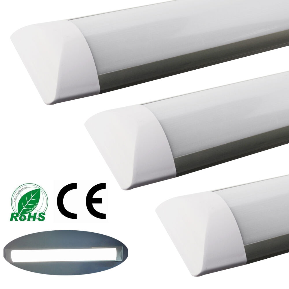 36W 1200mm 4FT LED Batten Linear Tube Light Slimline