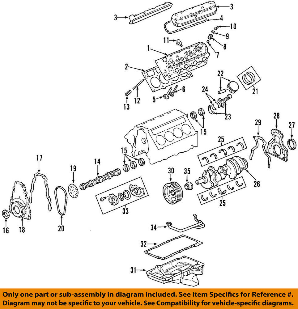 Galleries Chevy 350 Engine Diagram Chevy 350 Engine Parts Diagram