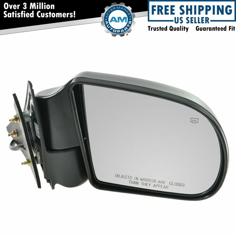 Power Heated Mirror Passenger Side Rh For Blazer S10