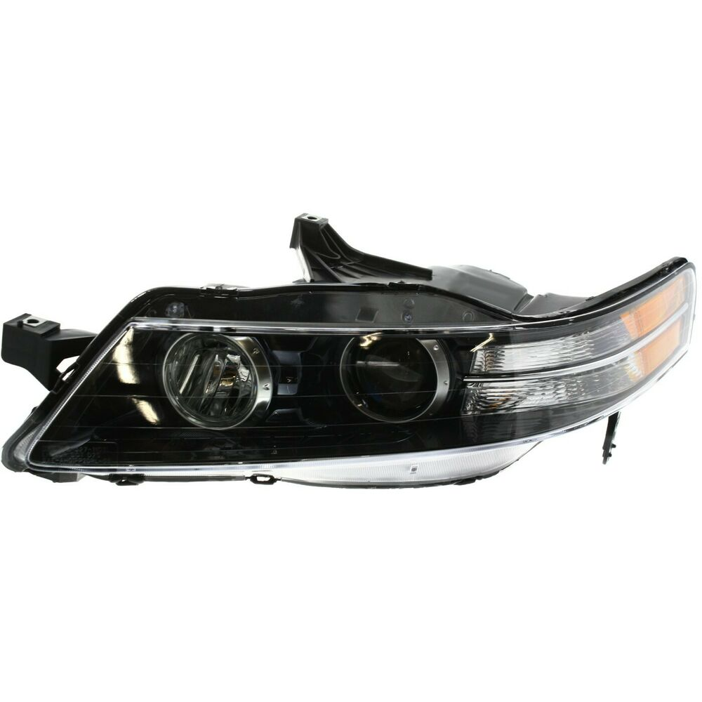 Headlight For 2007-2008 Acura TL Type-S Driver Side ...