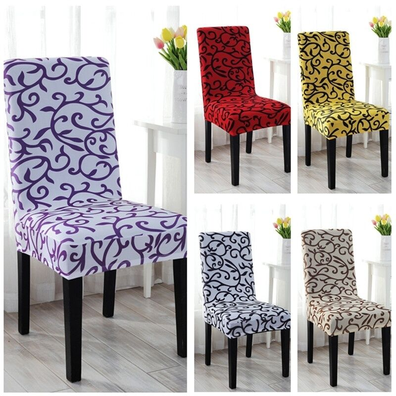 Universal Chair Seat Cover High Elastic Chair Cover For Home Dining Office Ho