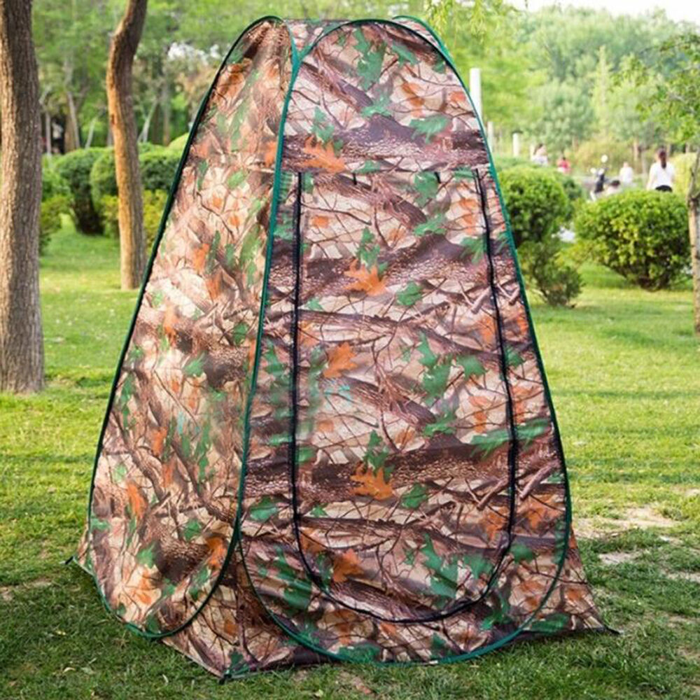 Camo Tent Instant : Camo pop up changing tent shower deluxe camping room