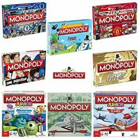 Monopoly Board Game - Choose your favourite game from our selection