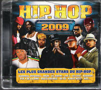 HIP HOP 2009 - COMPILATION RAP (CD MULTIMEDIA)