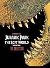 Jurassic Park/The Lost World (DVD, 2000, 2-Disc Set, Widescreen)