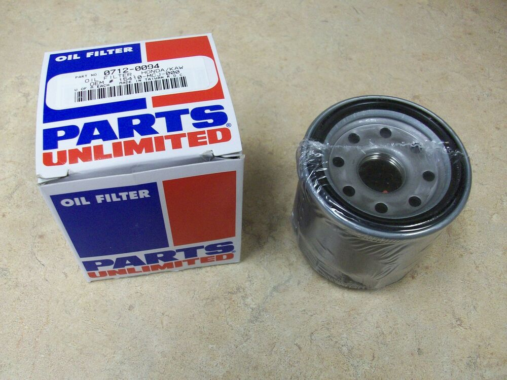 new parts unlimited oil filter yamaha 2007 2008 yxr450 yxr