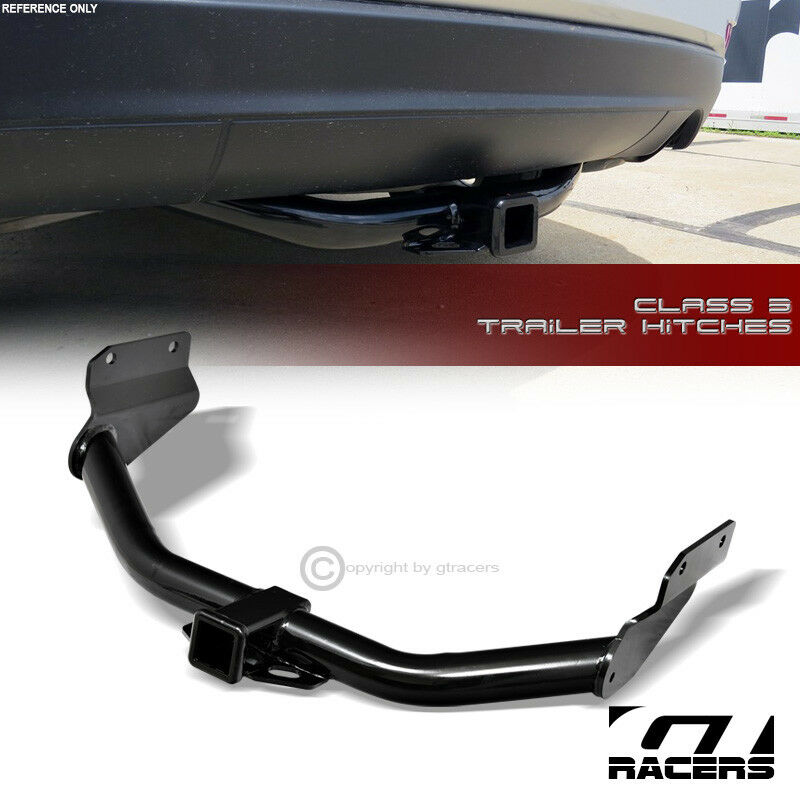 class 3 trailer hitch receiver rear bumper tow 2 for 2011 2016 grand cherokee ebay. Black Bedroom Furniture Sets. Home Design Ideas