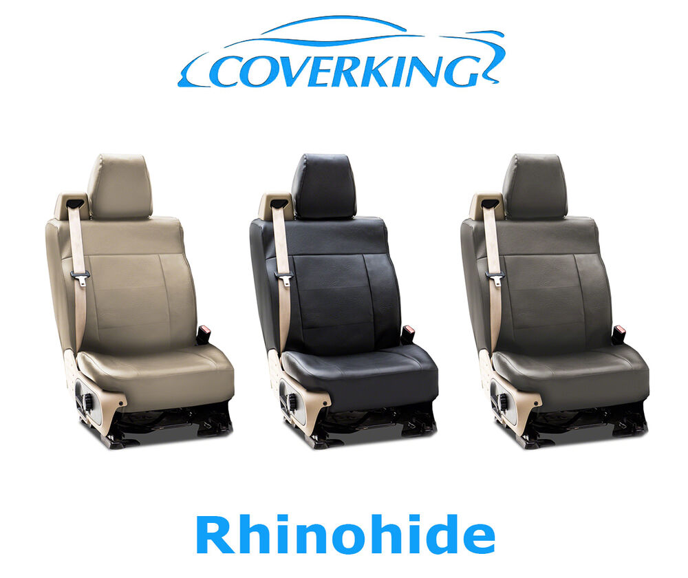 coverking rhinohide custom seat covers for volvo v70 and xc70 ebay. Black Bedroom Furniture Sets. Home Design Ideas
