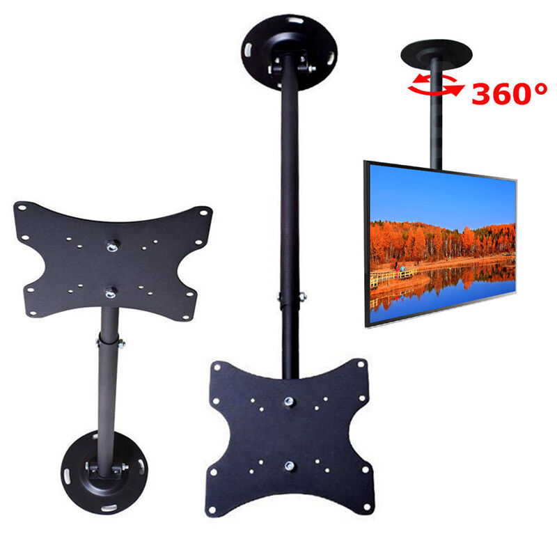 360 176 Swivel Lcd Led Plasma Ceiling Roof Tv Bracket