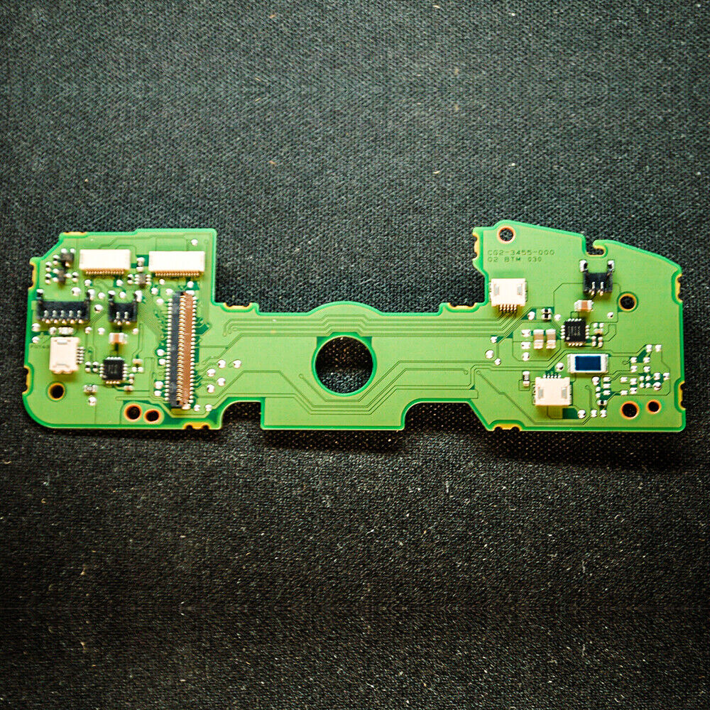 Pcb Bottom Circuit Board Canon 6d New Genuine Oem Part