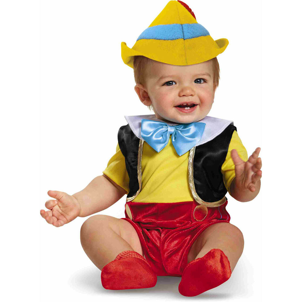 disney pinocchio baby costume disguise 99880 ebay. Black Bedroom Furniture Sets. Home Design Ideas