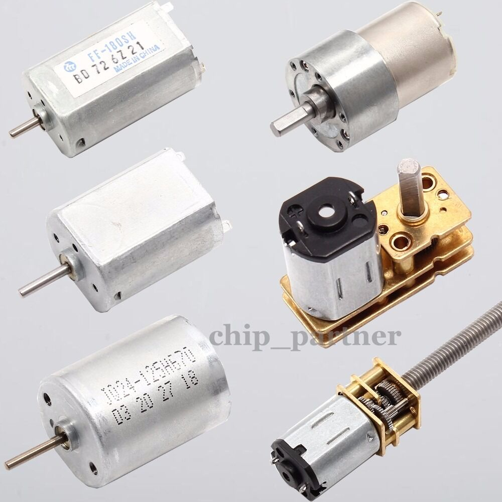 Dc1 5v 12v motor mute micro shaft high torque speed gear for High torque micro motor