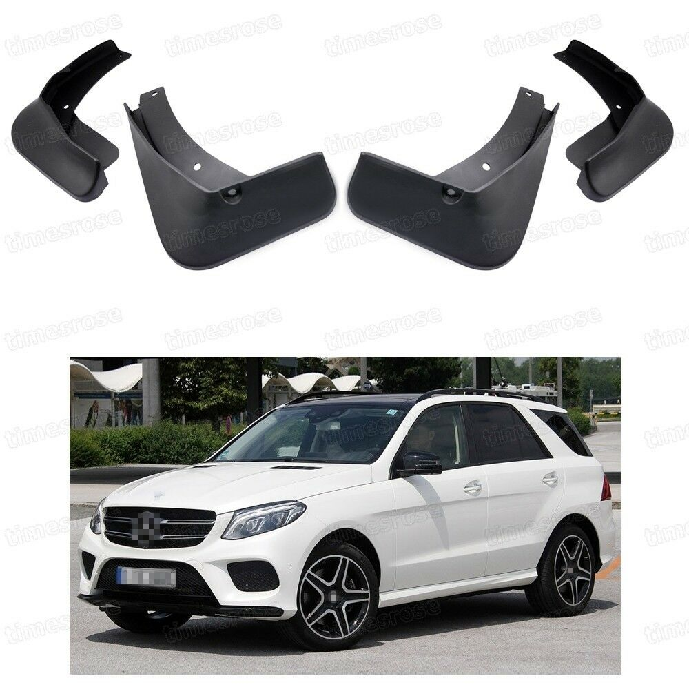 Car Mud Flaps Splash Guard Fender Mudguard For Mercedes