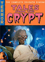 TALES FROM THE CRYPT COMPLETE SEASON 7 New Sealed 4 DVD Set