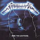 Metallica - Ride the Lightning Vinyl Record LP - SEALED / BRAND NEW