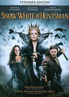 Snow White and the Huntsman (Extended Edition) ~  DVD