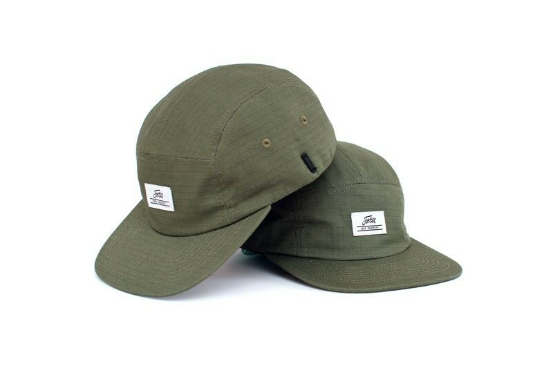 71b7fa2ebd9 Fortis Olive 5 Panel Cap with Sunglasses Strap NEW Carp Fishing  5060421280462