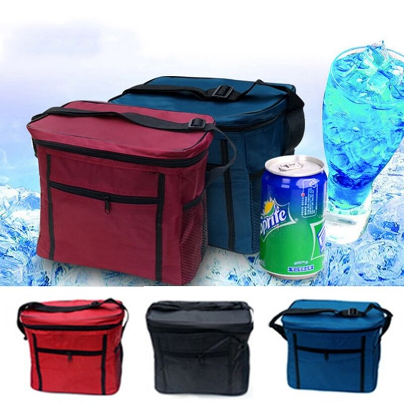 Waterproof Portable Thermal Cooler Insulated Tote Picnic