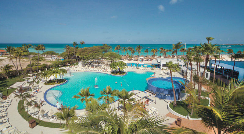Riu Palace Antillas Aruba Adults Only All Inclusive Vacation 06 01 17 Ebay