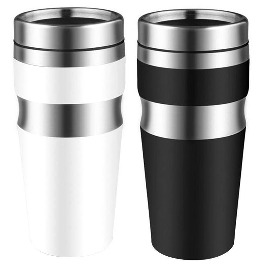 quality stainless steel mug insulated travel coffee mug. Black Bedroom Furniture Sets. Home Design Ideas