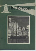 The Beacon The English Student´s Own Magazine, Heft 12. September 1968 Jahrg. 19