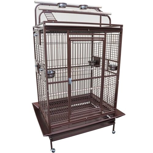 Bird Cage Toys : King s cages parrot cage play pen bird