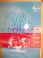 THE MUSIC OF JIM PARKER for Saxophone & Piano pub. Brasswind