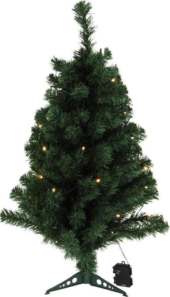 90cm christmas tree with led lights with timer indoor or outdoor christmas tree ebay. Black Bedroom Furniture Sets. Home Design Ideas