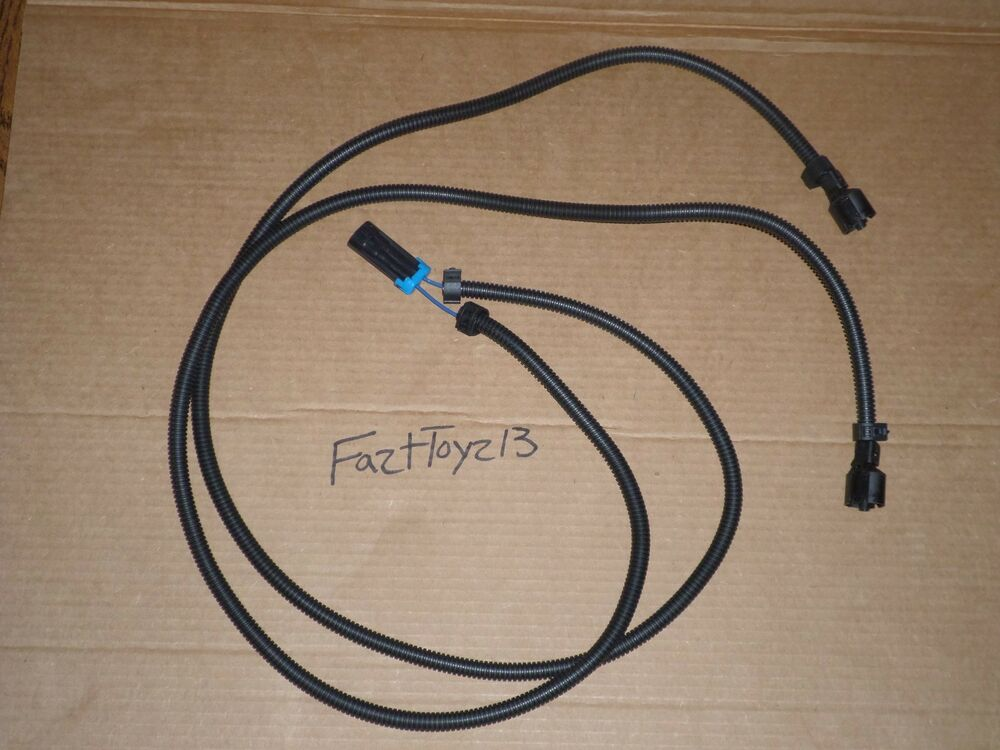 Ls1 Wiring Harness Mustang : Ls to knock sensor extension adapter wiring