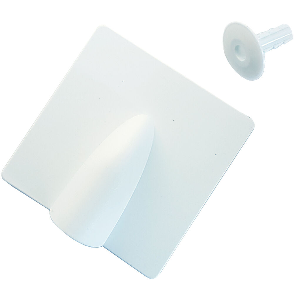 white brick buster bush tidy cap kit indoor outdoor single cable hole cover ebay. Black Bedroom Furniture Sets. Home Design Ideas