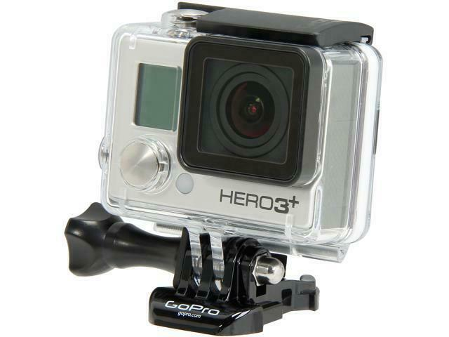 gopro hero3 black edition camcorder with housing and. Black Bedroom Furniture Sets. Home Design Ideas