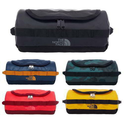 f68c4e5c66 Details about North Face Base Camp Travel Canister Mens Womens Toiletries  Wash Bag