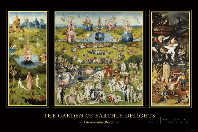 Garden of Earthly Delights eBay