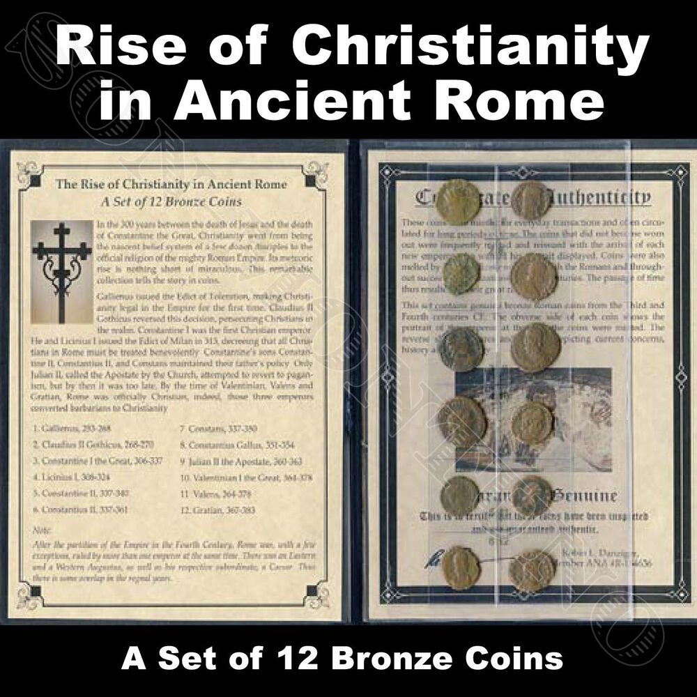christianity in ancient rome A colossal fire broke out at rome, and destroyed much of the city  the very  history of christianity and judaism in the empire demonstrates.