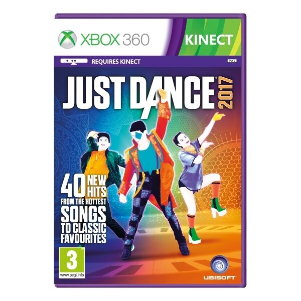 Just Dance Game For Xbox 360 : Just dance xbox game brand new ebay