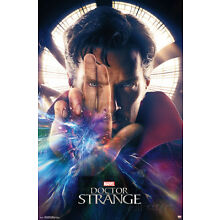 Marvel Doctor Strange - Movie Poster - 22x34 One Sheet Comics Superhero