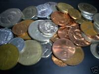100 well mixed world coins nice circ-Unc. wholesale lot