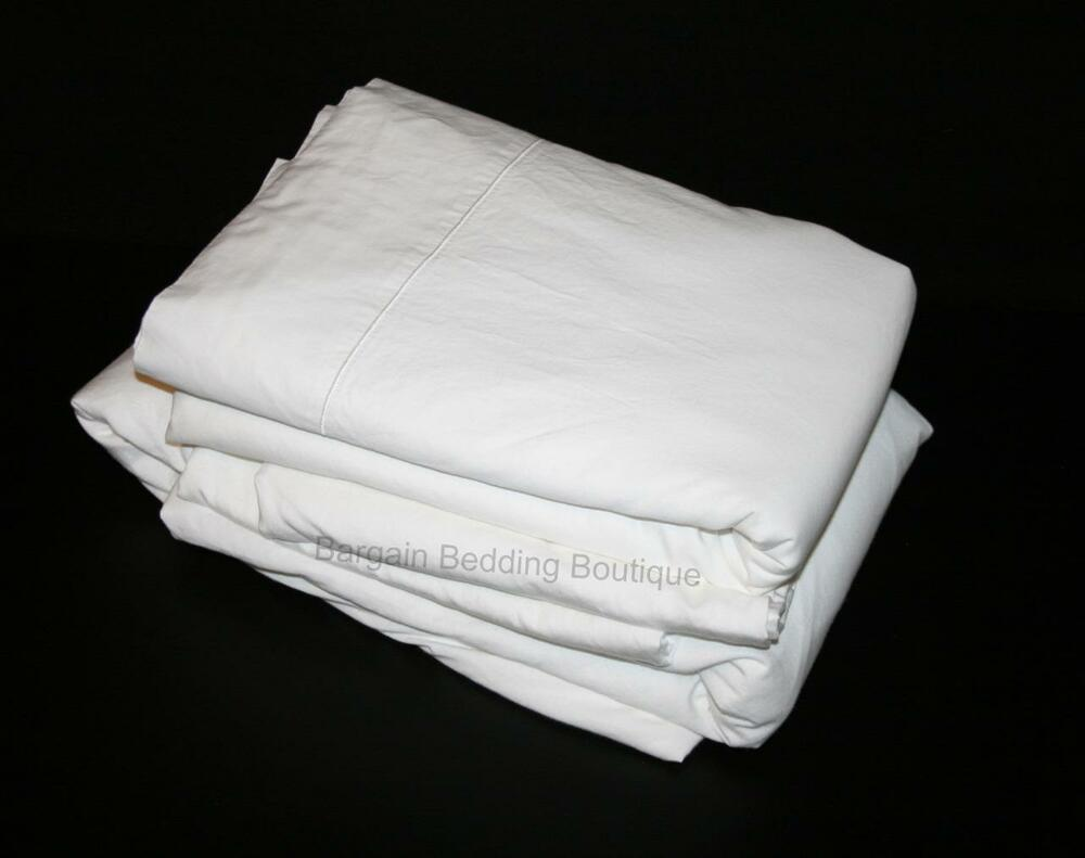 Hotel collection 525tc king sheet set solid white 100 for Best egyptian cotton bed sheets