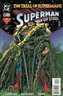 "SUPERMAN: MAN OF STEEL #50 (DC) 1995 (DOUBLE-SIZED) ""TRIAL OF SUPERMAN"""