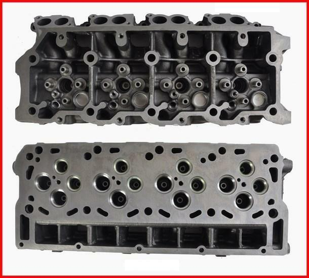 Cylinder Head Ford Diesel 6 0l With 18mm Dowel Hole
