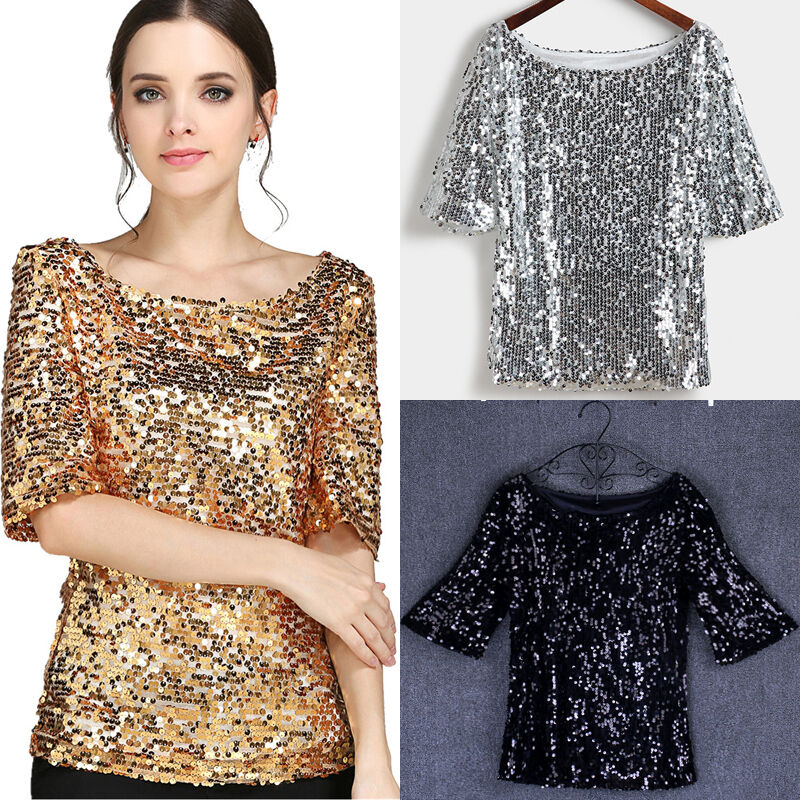 Shop for and buy glitter tops online at Macy's. Find glitter tops at Macy's. Macy's Presents: The Edit- A curated mix of fashion and inspiration Check It Out. Free Shipping with $49 purchase + Free Store Pickup. Contiguous US. Exclusions. MSK Glitter Cowl-Neck Top.
