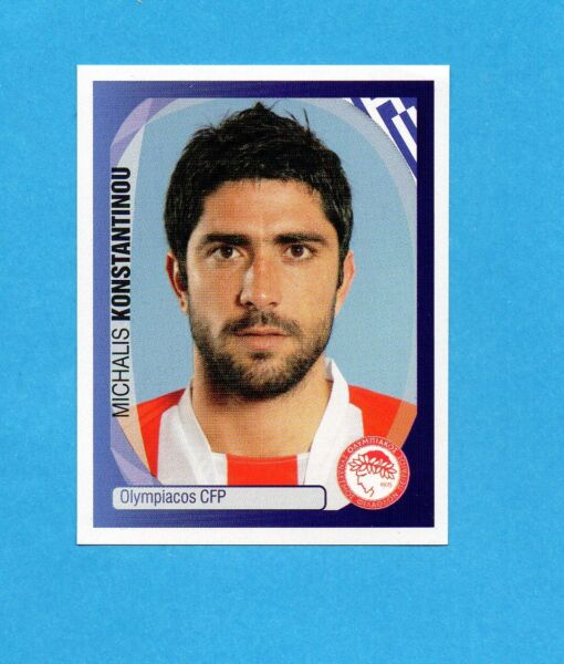 NEW!!! PANINI CHAMPIONS OF EUROPE 1955-2005 choose your stickers n.196//384