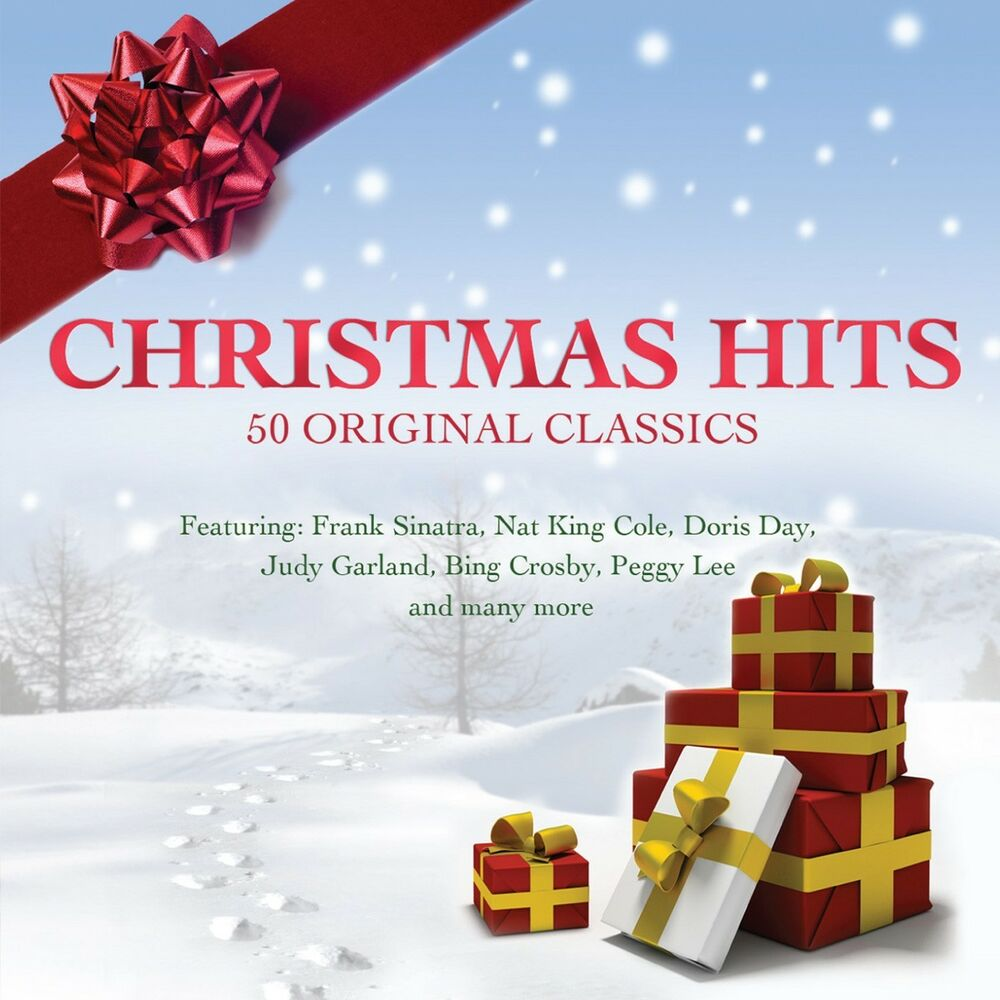 Christmas Hits VARIOUS ARTISTS Best Of 50 Songs CLASSIC HOLIDAY ...