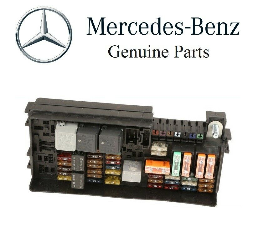 mercedes w251 w164 gl class ml class r class fuse box and. Black Bedroom Furniture Sets. Home Design Ideas